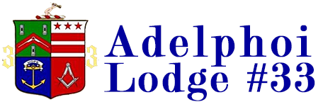 Adelphoi Masonic Lodge #33