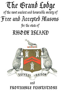RI masonic grand lodge